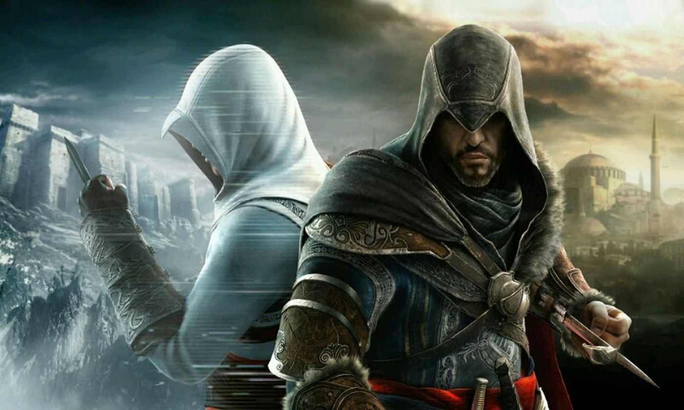 asassinate creed it's my favgame Video Games What Video Game Are You Playing?