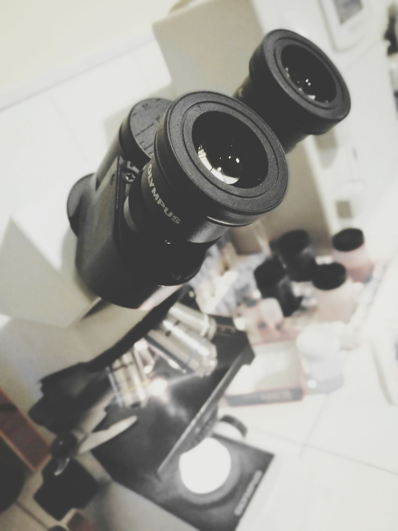 Close Up Technology Microscope Occularlens Medtechrules Mypartnerinwork