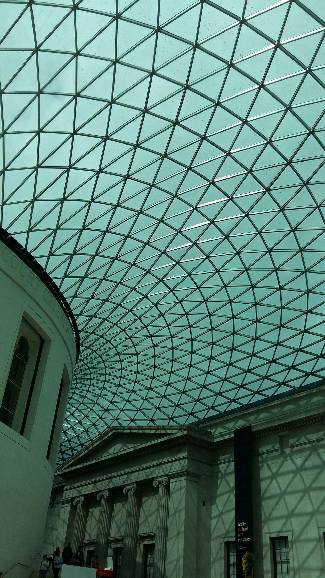 LONDON❤ British Museum Pivotal Ideas Blue Feelings London Lifestyle My Year My View