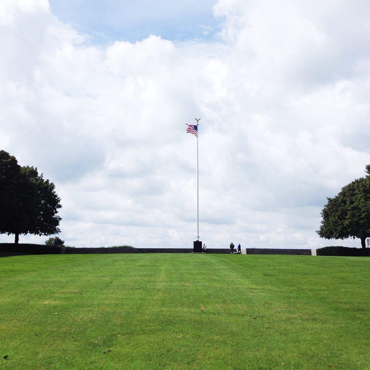 Beautiful stock photos of american flag, American Flag, Belgium, Cemetery, Cloud - Sky