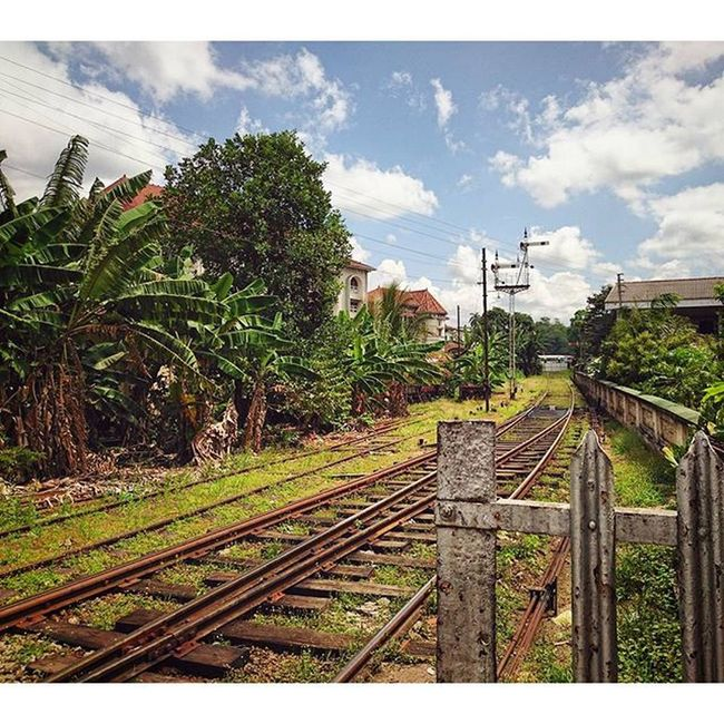 Kandy SriLanka Railway Railwaystation