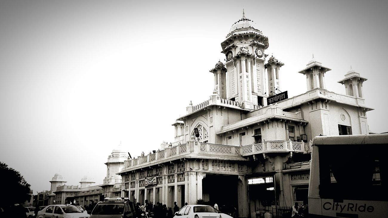 Kacheguda Hyderabad,India Kacheguda Station, Hyderabad Old Buildings