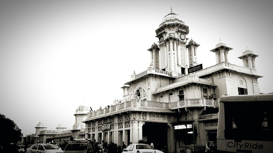 Kacheguda Hyderabad,India Kacheguda Station, Hyderabad Old Buildings