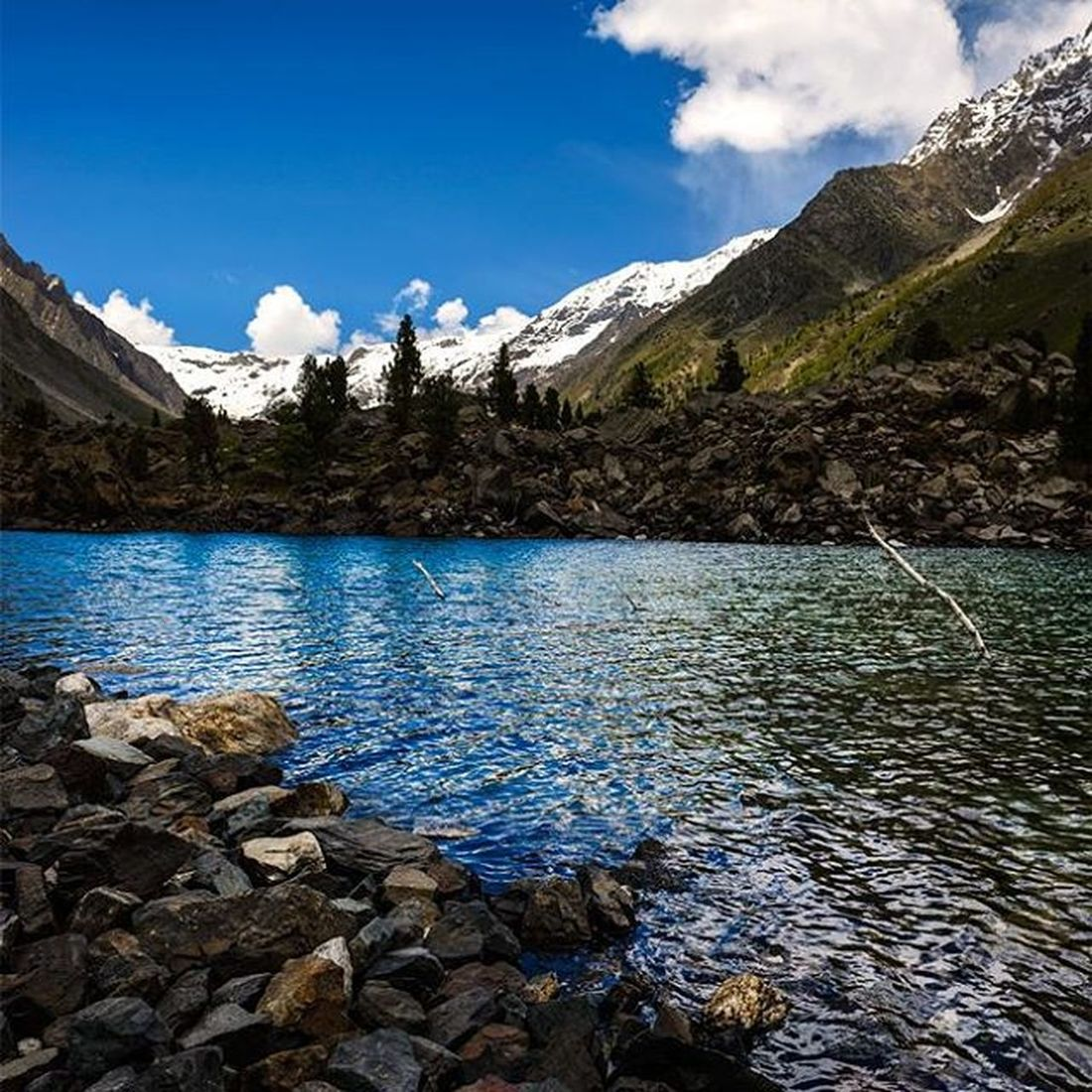 Naltar Lake II Naltar Lake Gilgit Pakistan Ghalibhasnainphotography Dawndotcom