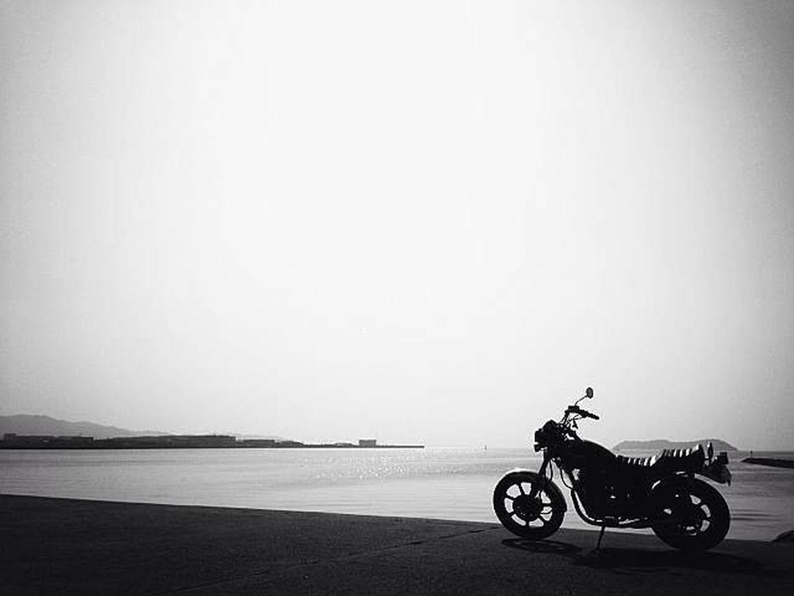 Motorcycles Blackandwhite 蒲郡市
