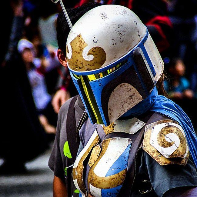 Starwars Armor Cosplay DragonCon
