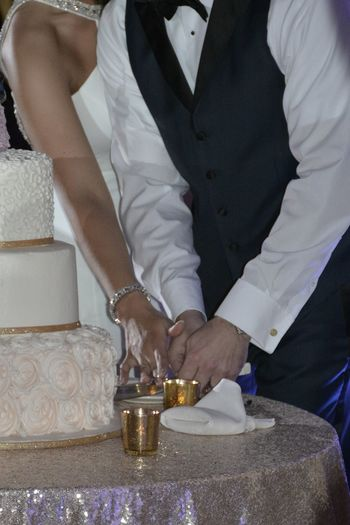 Cutting the wedding cake Adults Only Wedding Detail Wedding Reception Bride And Groom Wedding Photography Wedding Cake Cutting The Cake Wedding Ceremony New Beginnings Adult Couple Love Marriage  Wedding