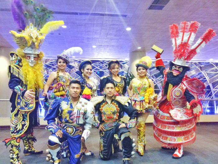 Culture Caporales Morenada People Friends
