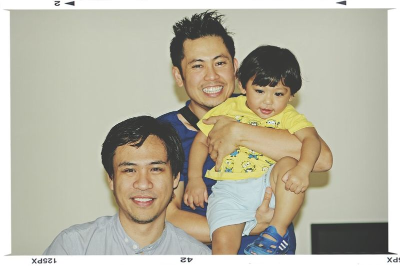 great 4th month celebration ......with the Great daddy .......cheers kayanno First Eyeem Photo
