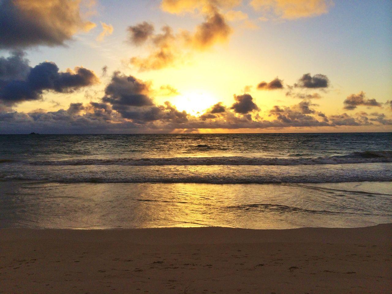 My last Sunrise in Paradise until my next visit... Beach EyeEm Nature Lover