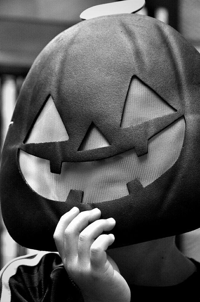 Blackandwhite Halloween