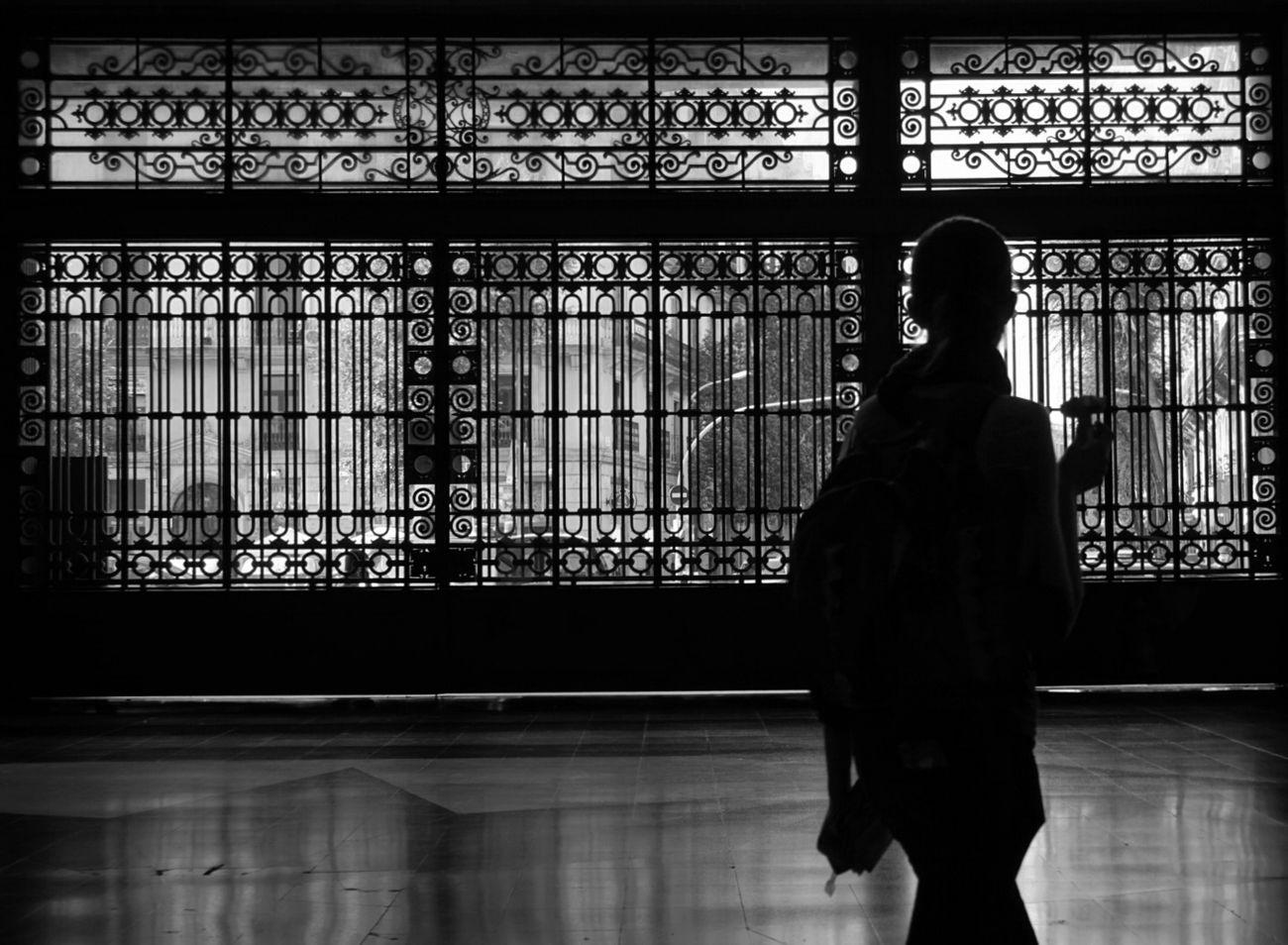 Blackandwhite Monochrome Silhouette Light And Shadow Mi Serie Barcelona