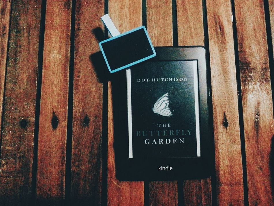 Just started reading this novel