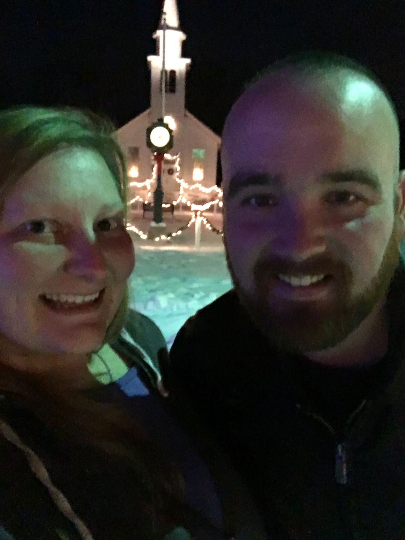 Happiness Night IPhone I ❤️️ Photography Togetherness Christmas Lights Couple - Relationship Love Boyfriend My Man