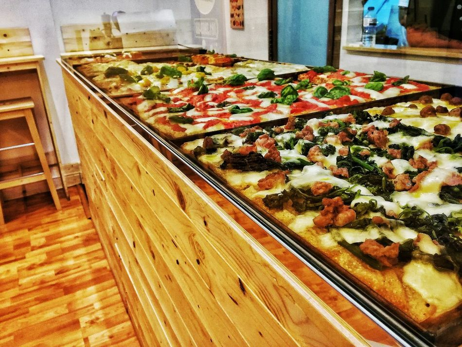 Indoors  Day No People Close-up Nature Freshness Naples, Italy🇮🇹 Napoli Castellammare Di Stabia Pizza Pizzalover Focaccia Gourmet