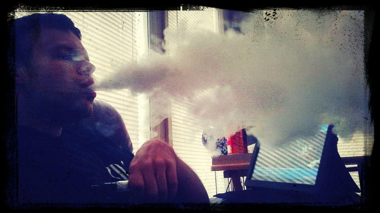 I do love my vape