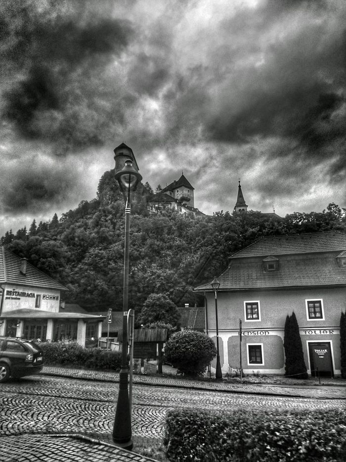 Work&travel Roadtrip Oravacastle Slovakiabeauty Slovakcastle HDR Photo.by.Dave