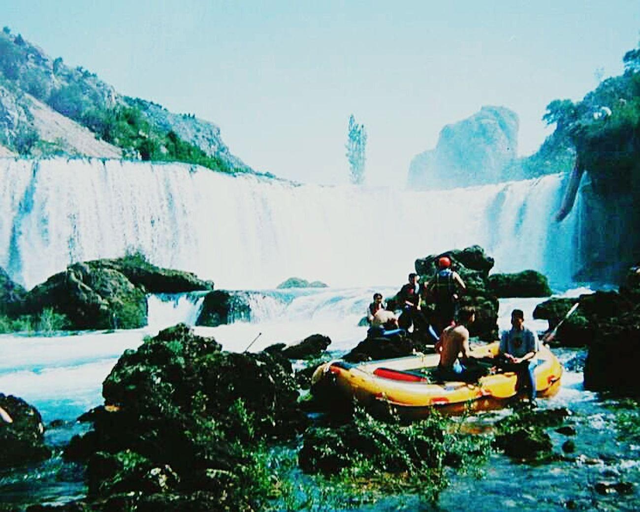 River Zrmanja Rafting Croatia Zrmanja Adventure