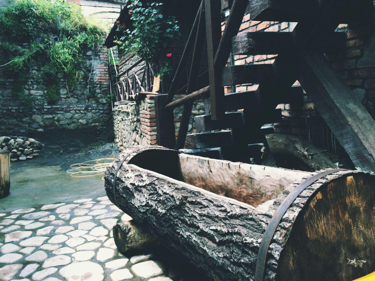 Beautiful Garden Kakheti Lovely Places