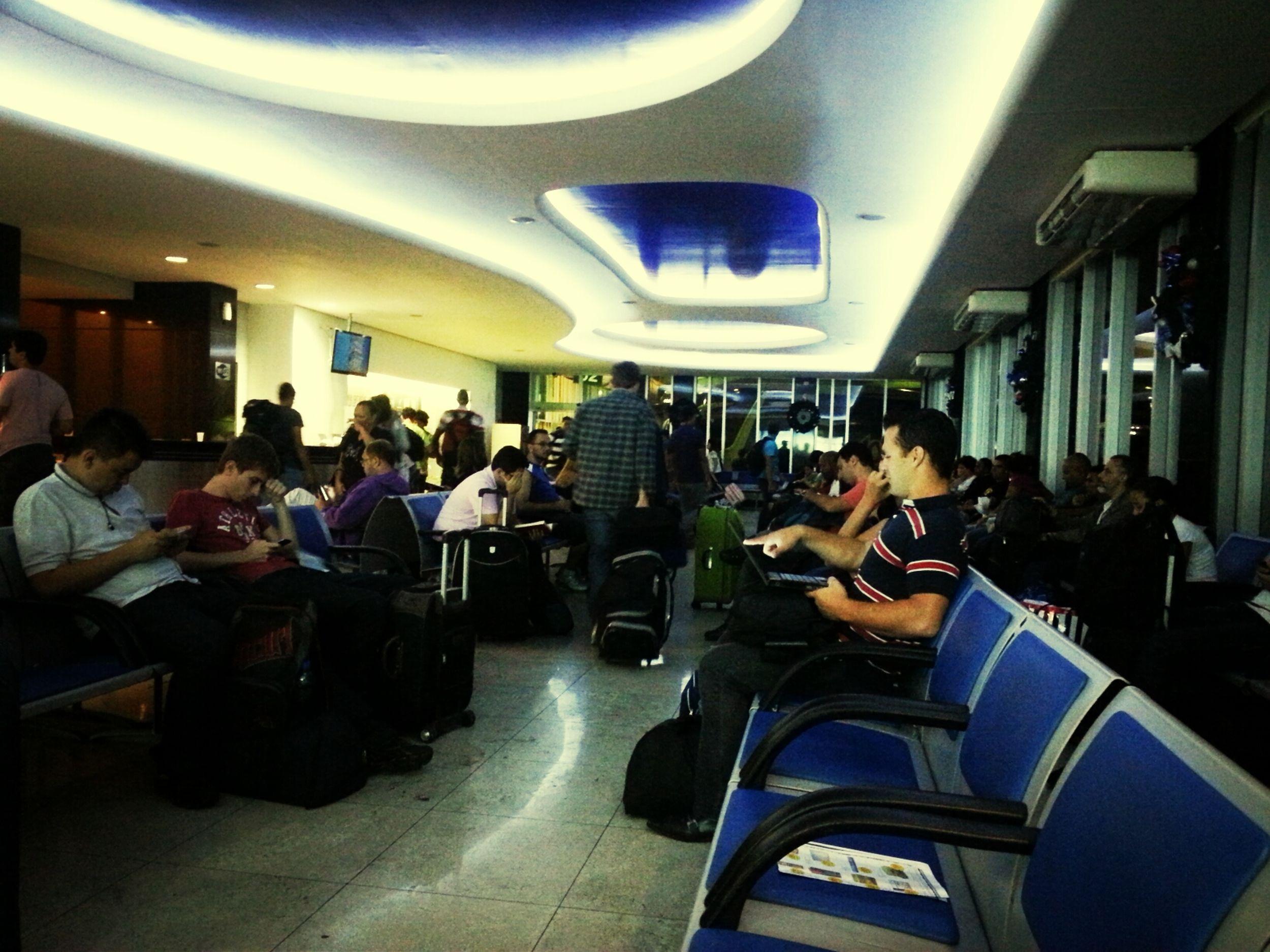 VIP. Travel Bus Terminal At Terminal Rodoviário Tietê