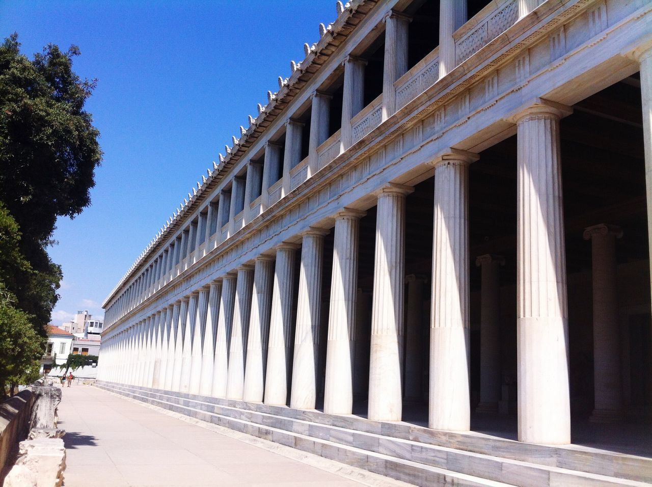 Beautiful stock photos of athens, Architectural Column, Architecture, Athens, Building Exterior