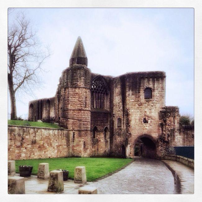 The Abbey, Dunfermline #iPhone5S #iPhone #iPad #iPhoneography #Abbey #Dunfermline Mobile Photography AMPt_community Dunfermline Theappwhisperer facebook.com/artistRielNoir