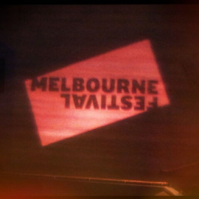 Happy to have been at the opening v the Melbournefestival tonight. Theatre Performance Art music theatre melbourne