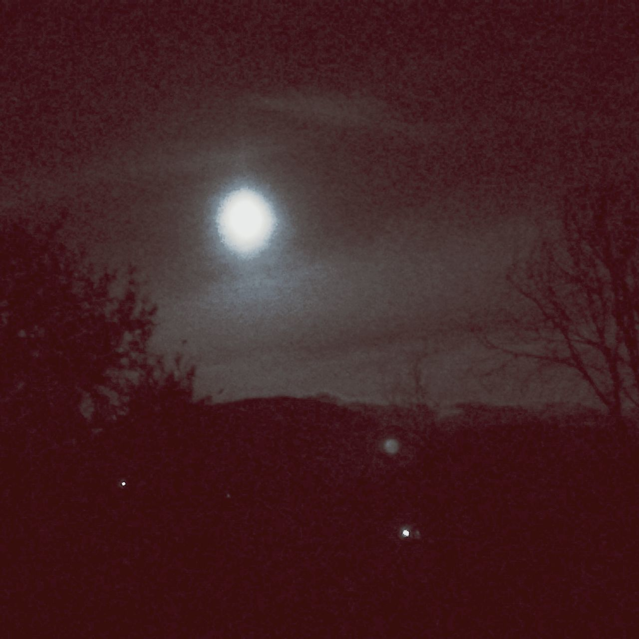 Big moon First Eyeem Photo