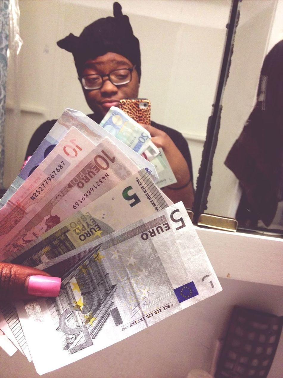 Money Euros $tack$