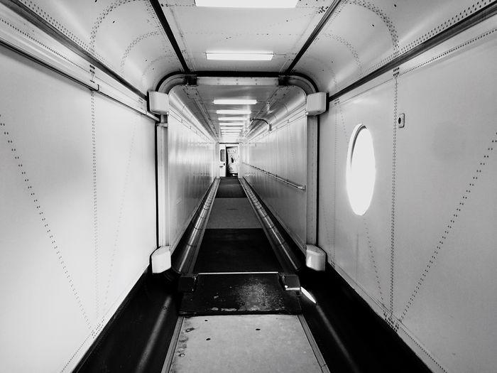 Airport Plane Airplane Gate
