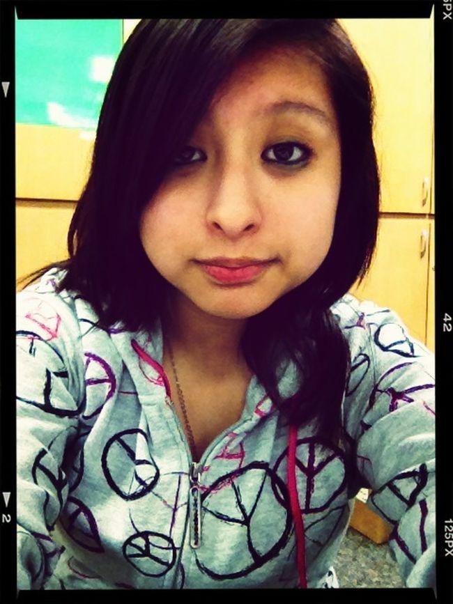 At school #like #followme (: