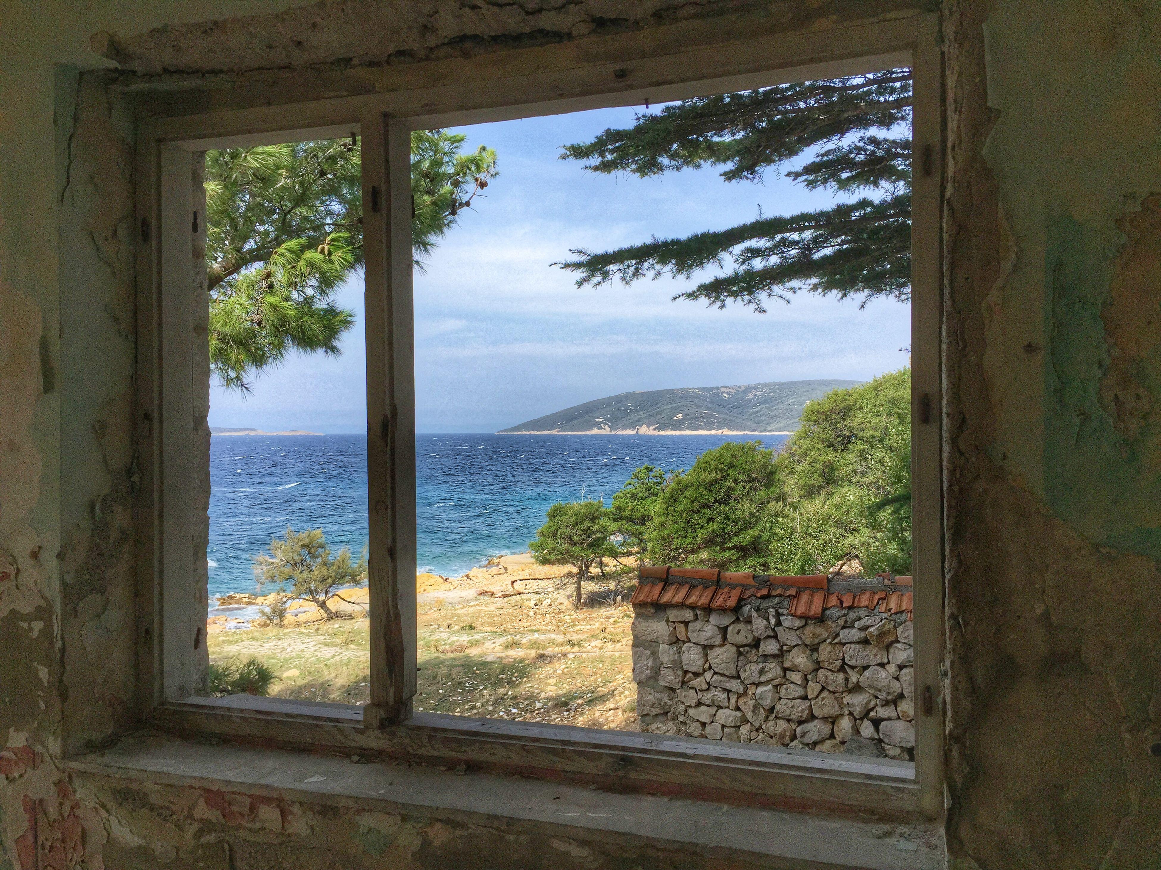 Prison, Goli Otok, Croatia, Iland, Prisoners Check This Out