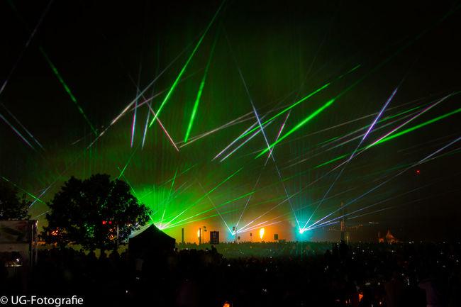 Lasershow Flammende Sterne 2015 Lasershow Laser Flammende Sterne Ostfildern