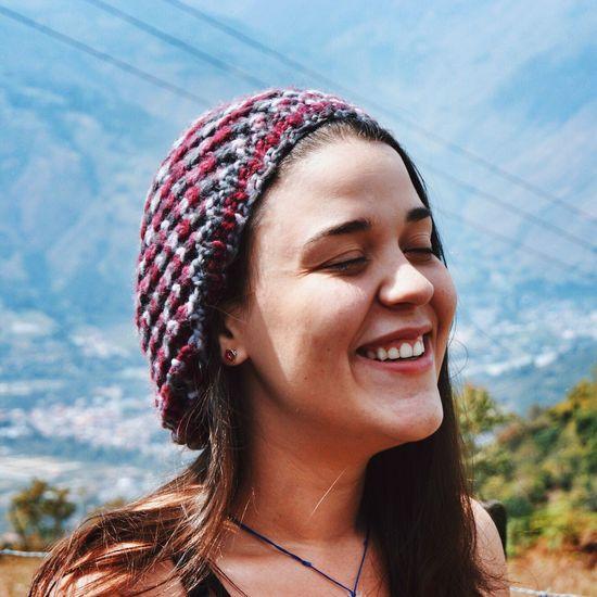 The Portraitist - 2016 EyeEm Awards - Andes Venezuela Girl Chica Latina Montain  EyeEm Best Shots Portrait Portrait Of A Woman The Essence Of Summer