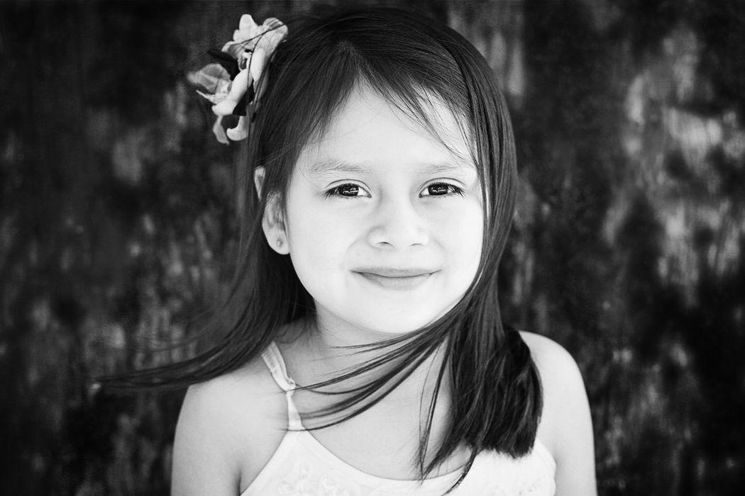 Blackandwhite Photography Blancoynegro Childhood Joy Cute Faces Faces Of EyeEm Faces Of The World Fashion Happy Hispanic Human Face KAWAII Leisure Activity Long Hair Outdoors Portrait Portraits Showcase April The Portraitist - 2016 EyeEm Awards