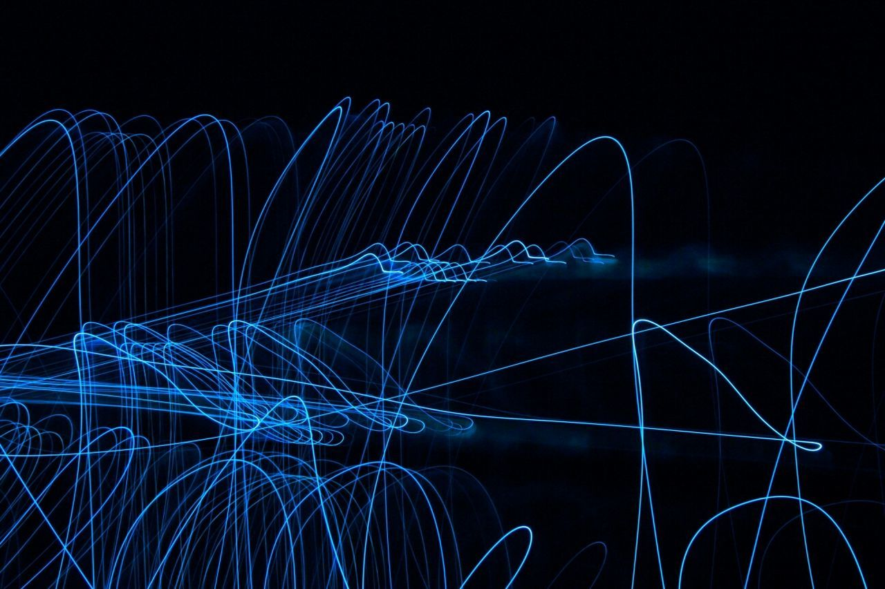 Beautiful stock photos of background, Abstract, Black Background, Blue, Creativity