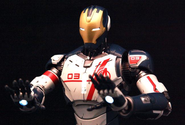 Toyphotography Ata_dreadnoughts Hottoys Marvel Avengers Onesixthscale Anarchyalliance Ironman Ironlegion AgeOfUltron