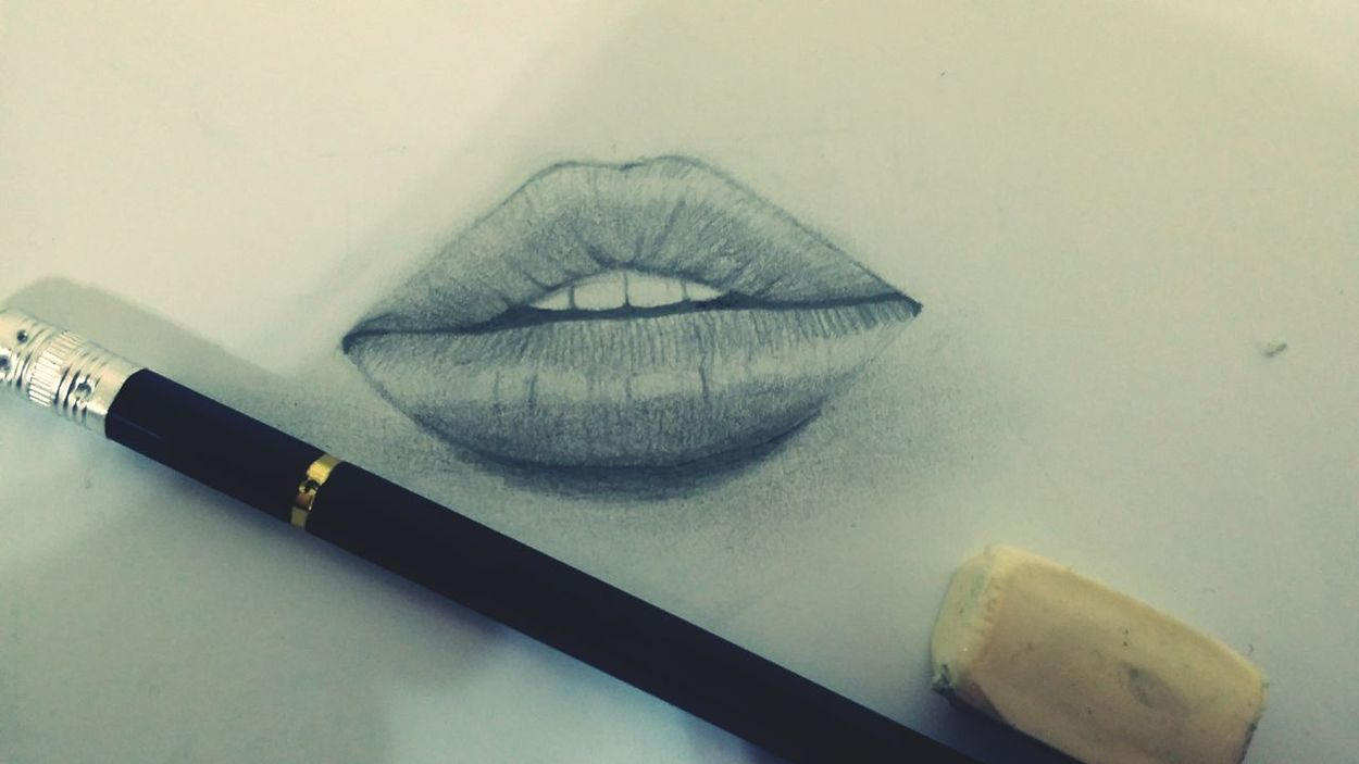 Mouth My Drawing✏