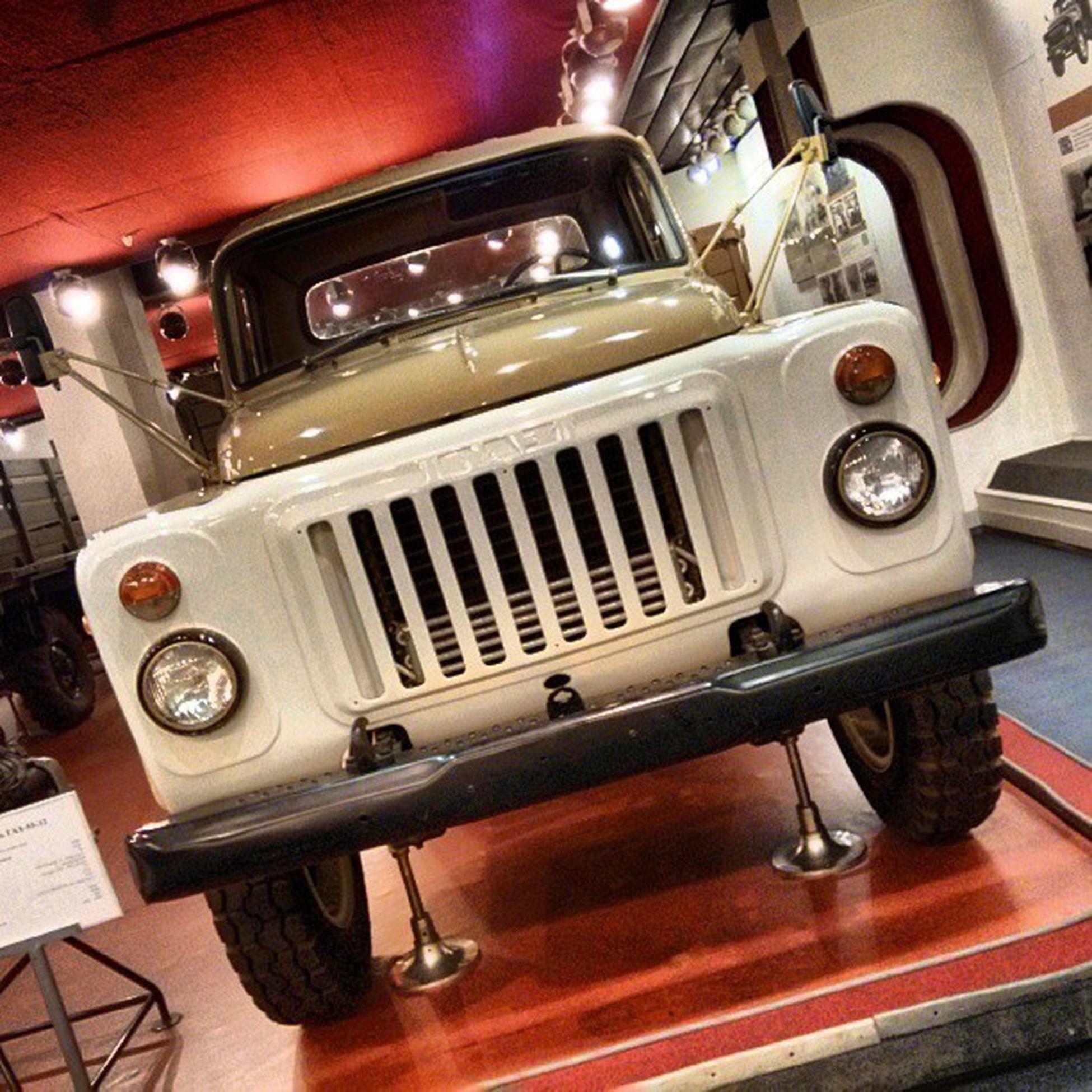Gaz53 Nn Truck Ussr газон газ53 газ горький музей грузовик нн