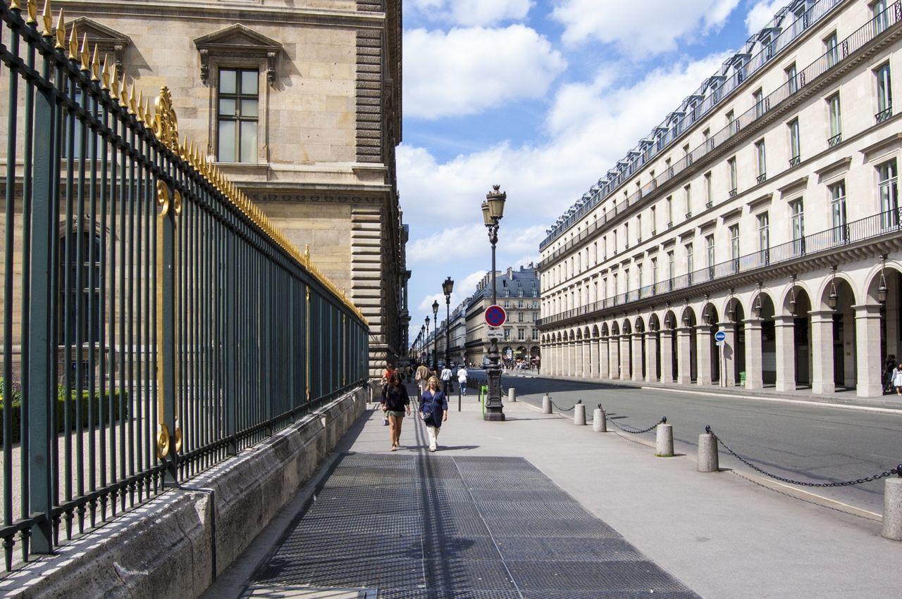 Paris Rue De Rivoli, Paris. Ramble Shopping