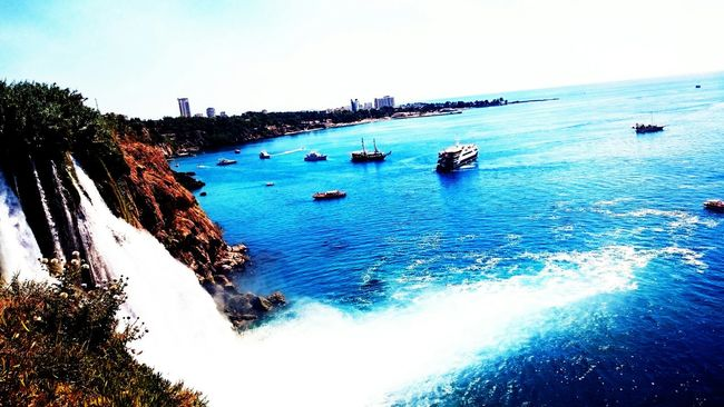 Edge Of The World Antalya Turkey Düdenpark Tourist Bcs And Ssc funny moment Sunnyday☀️
