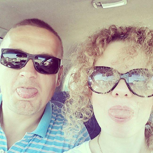 Мам, мы тебя послушали и испугались)), сегодня фото для тебя, чтобы ты не ставила двойку Гене @katero4ka! мынаморе Blacksea наморесупер Настаськасчастлива люблюморе райназемле рай happy