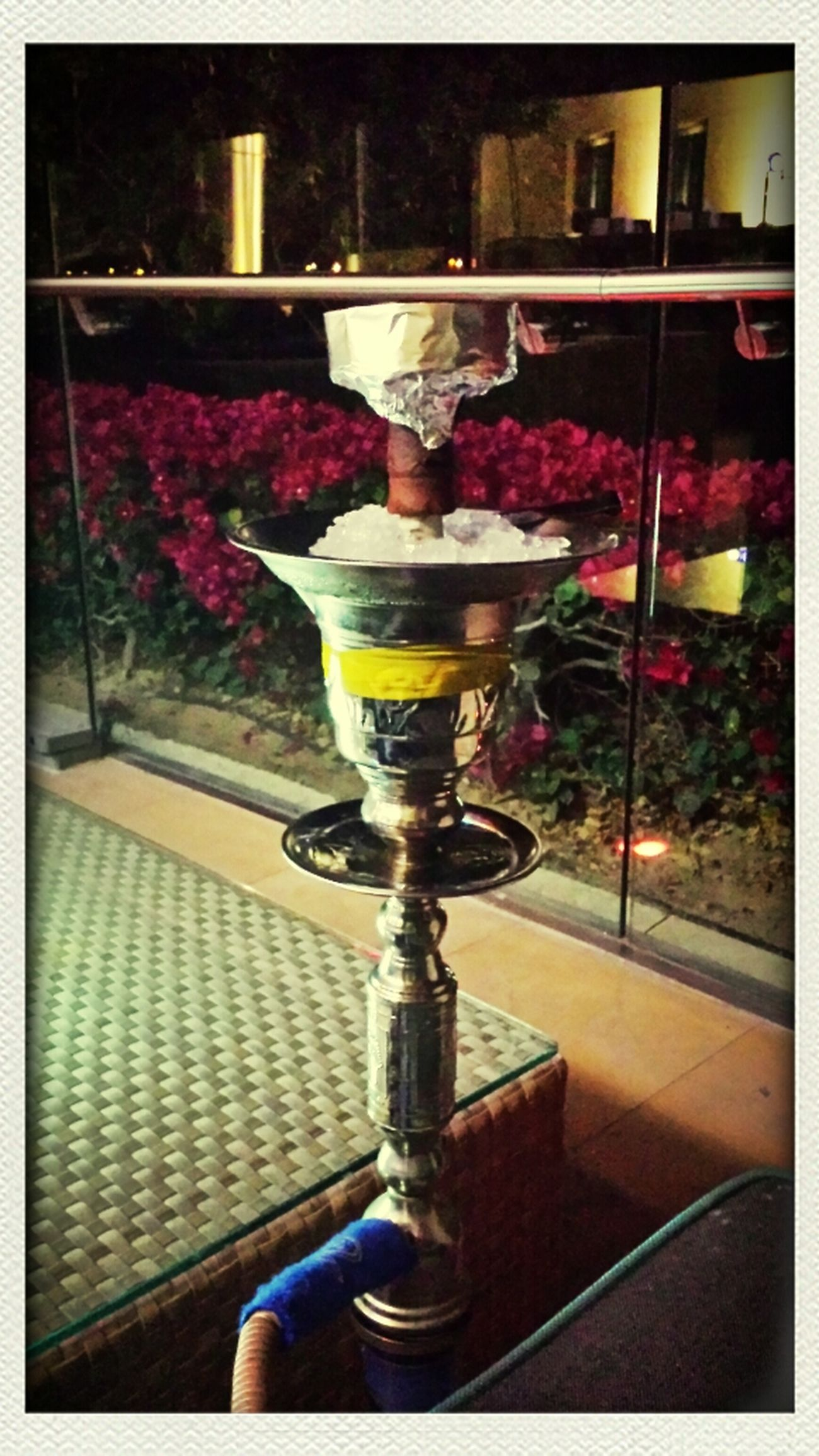 shisha time Enjoying Life