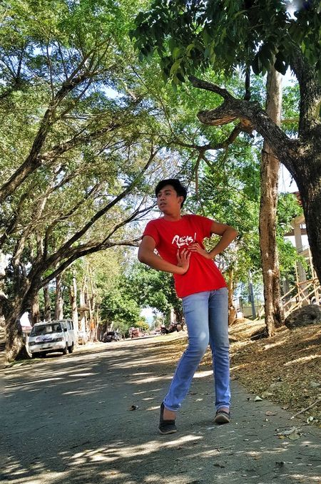 Posing like a model.. Hahah Model Pose Taking Photos Naturebackground