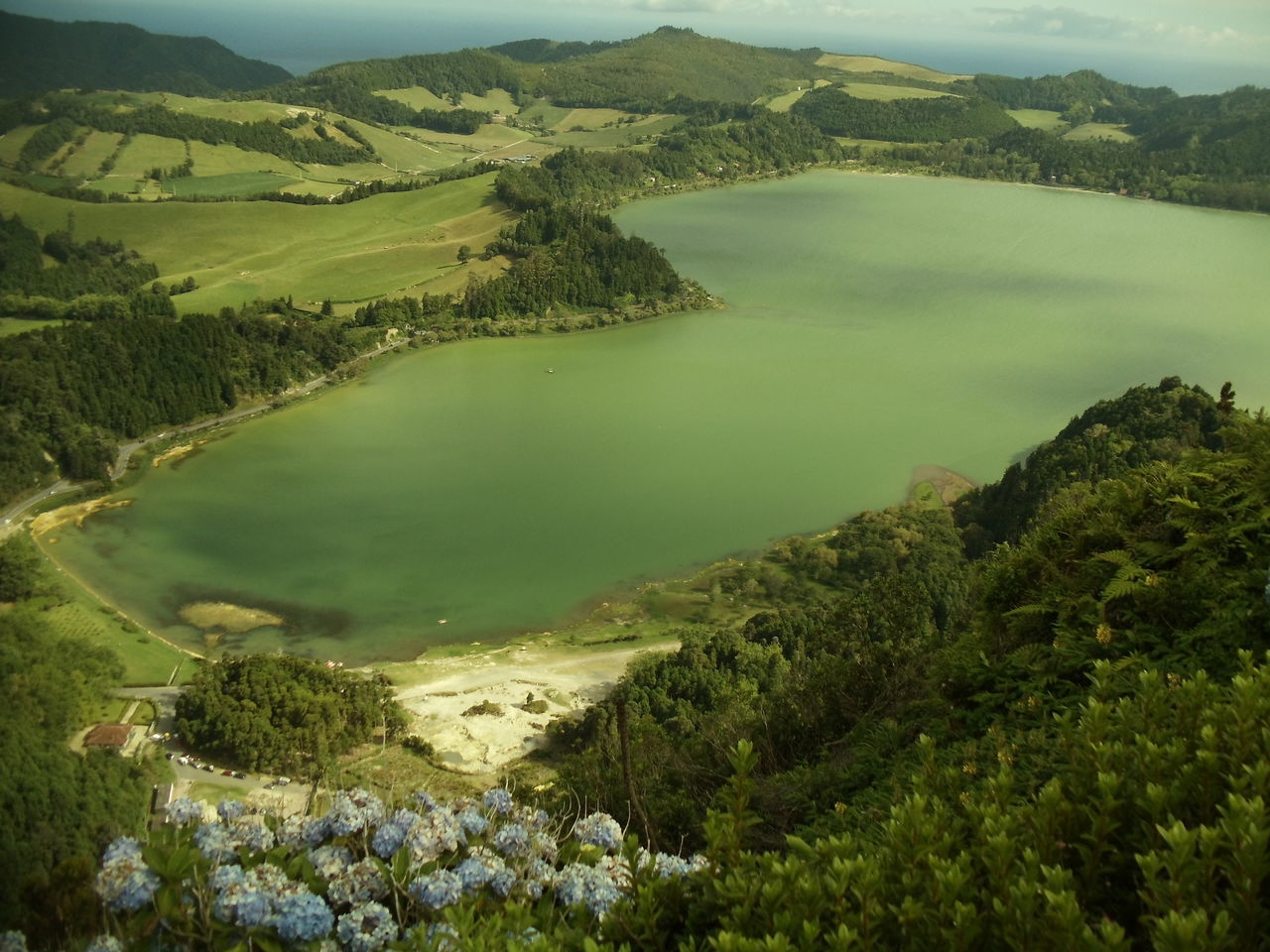 Azores Azores, S. Miguel Açores Beauty In Nature Day Landscape Nature No People Outdoors Saomiguel Scenics Water