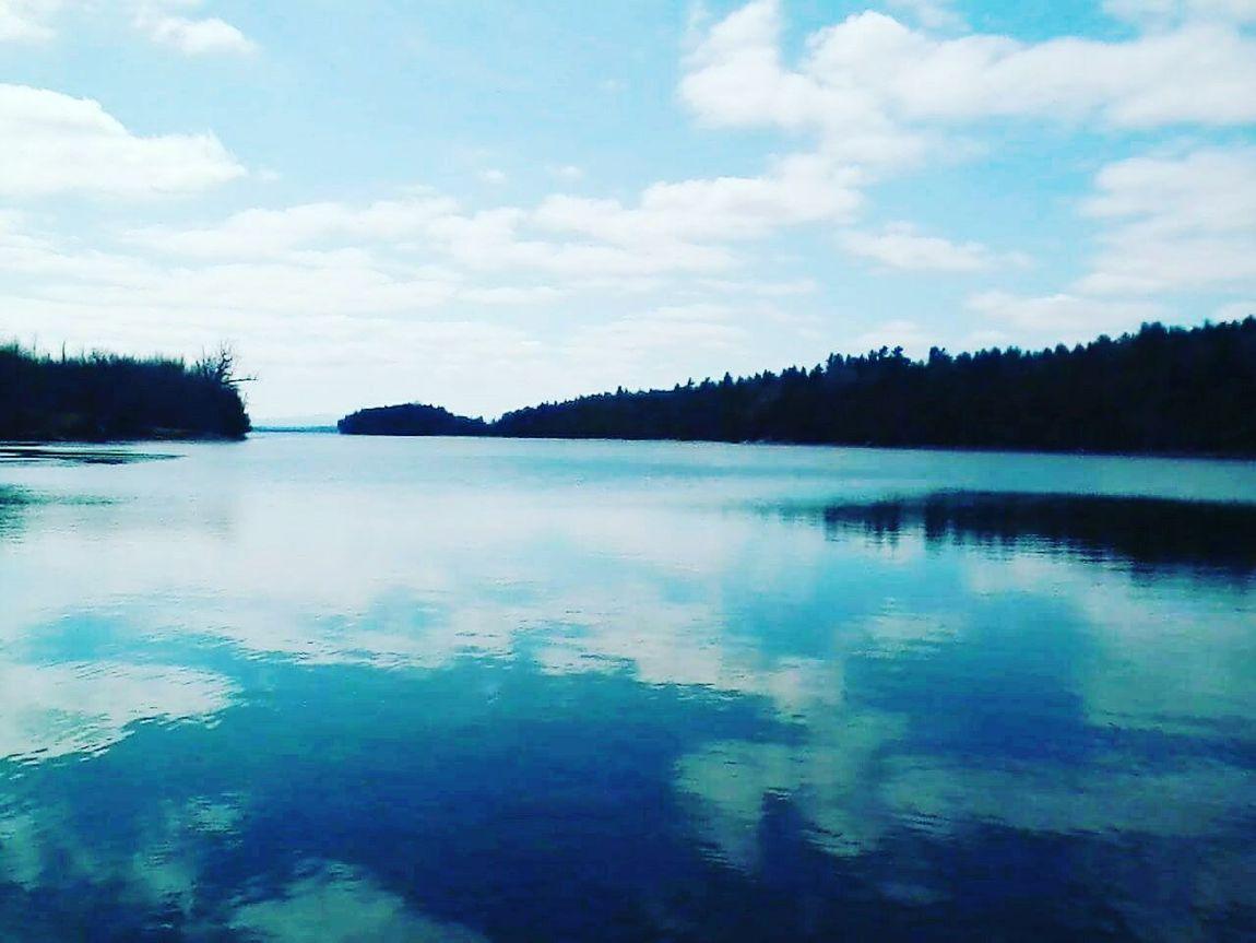 Reflections PointAuRoche Upstateny Lakechamplain