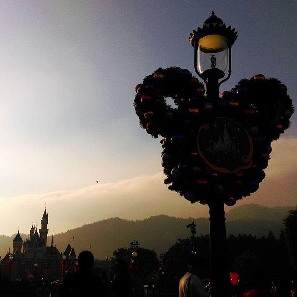 Even the moon has a dark side, Disneyland too. Lmsky