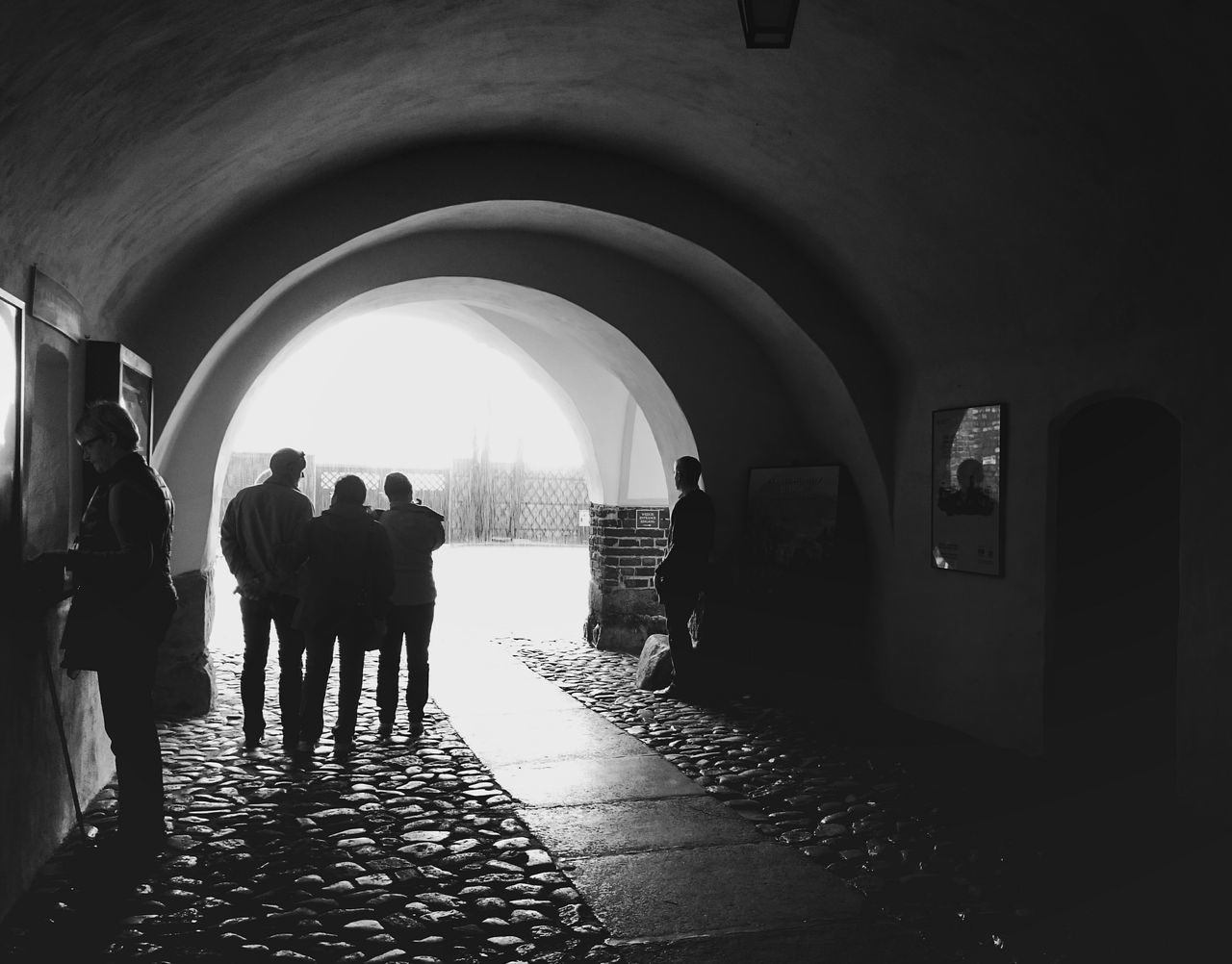 Silhouette Arch Full Length Built Structure Architecture Real People People City Street Silhouettes Silhouettes Of A City Silhouette Photography Silhouettes Of People Poland Lifestyles The Street Photographer - 2017 EyeEm Awards