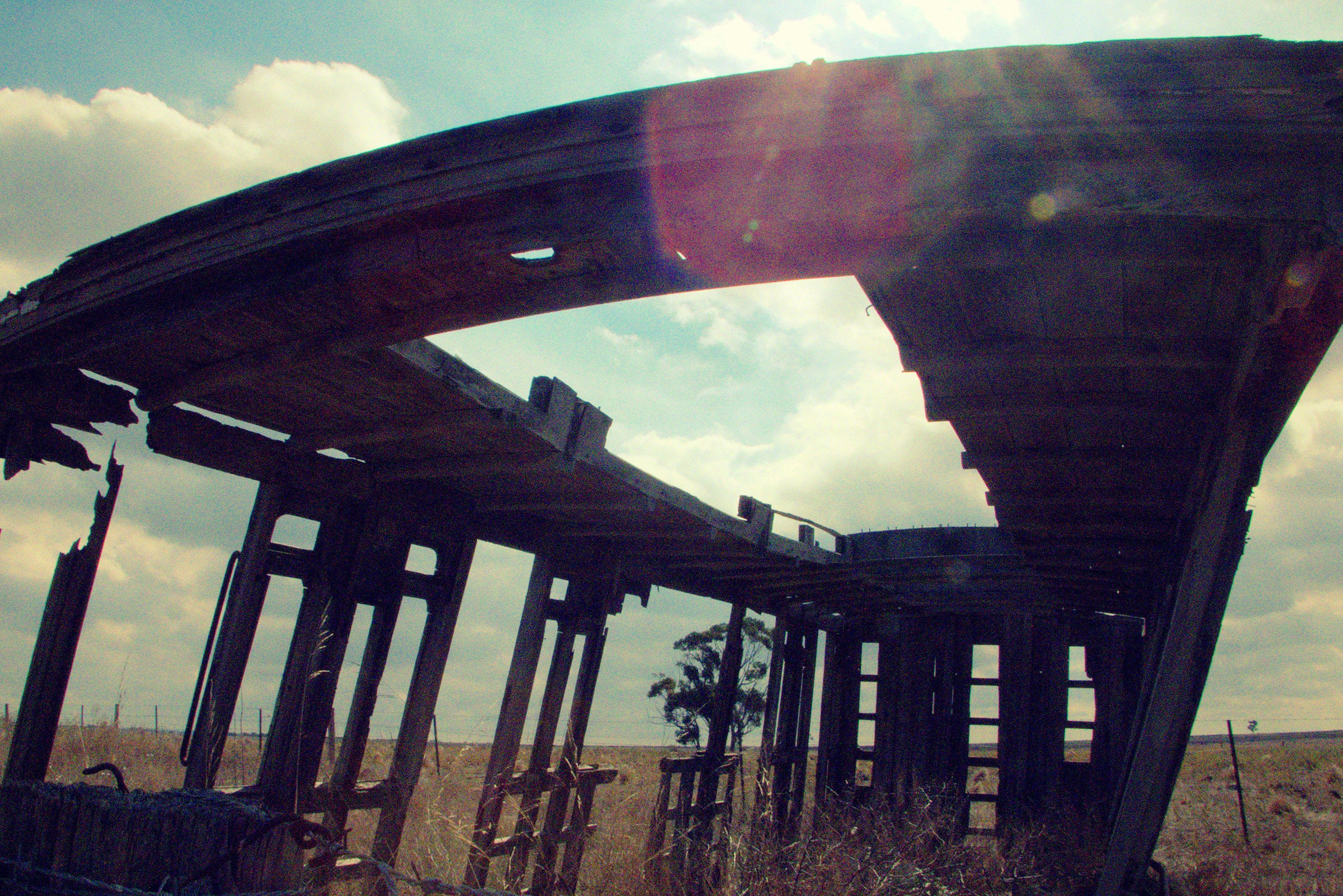 Melancholic Landscapes Change Your Perspective