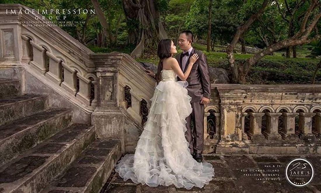 Han&Zhi's story of love in Koh SriChang Island www.imageimpressive.info@gmail.com Contactus Storyoflove Amazing Journey Island Prewedding Prenup Preweddingphotography Preweddingphotographer